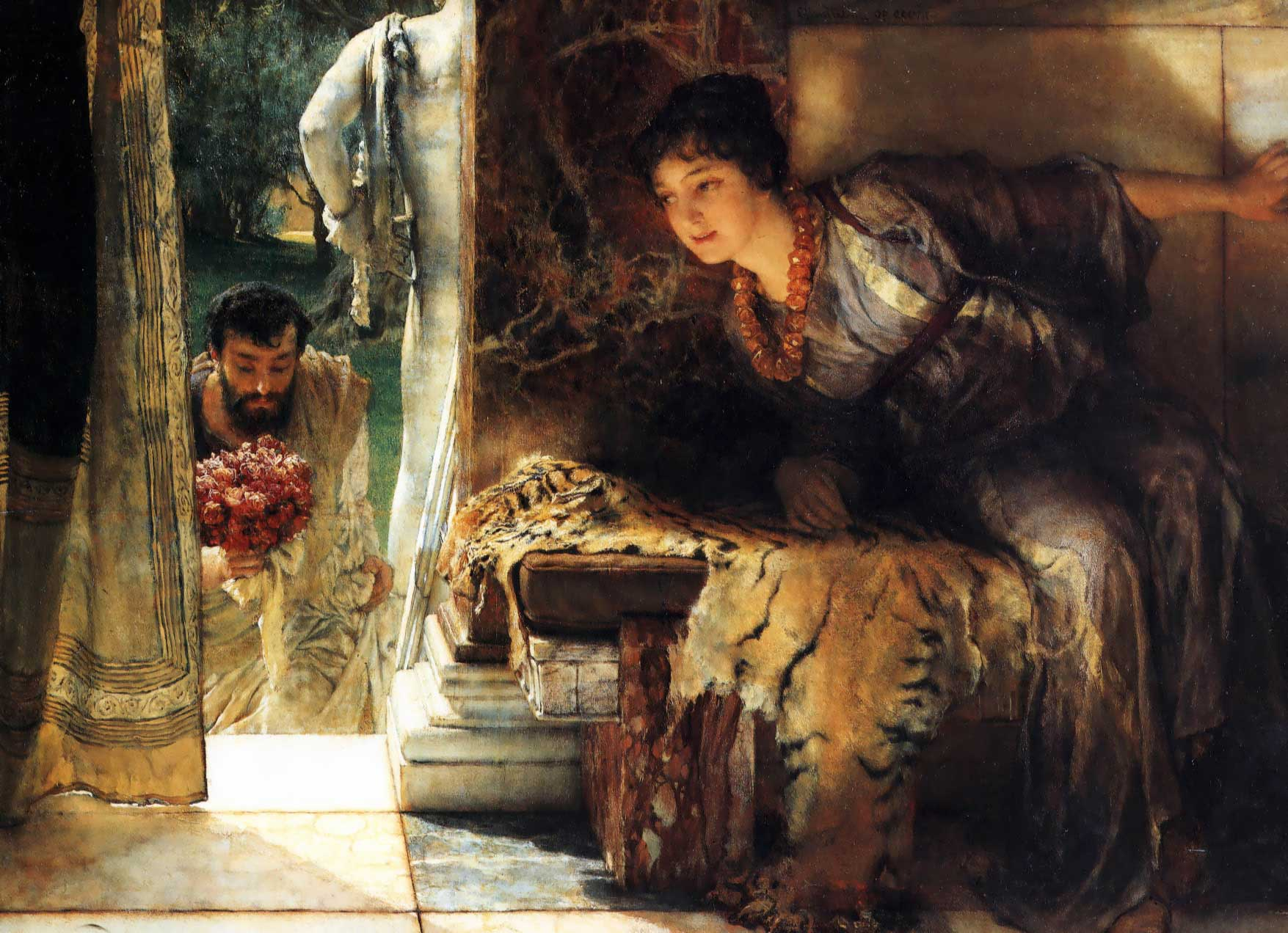Sightswithin Com Sir Lawrence Alma Tadema Page 14
